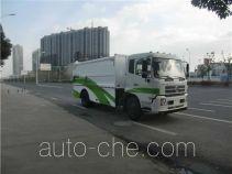 三力牌CGJ5167ZLJ型自卸式垃圾车