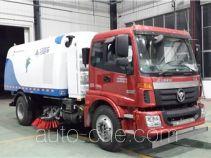Sanli CGJ5168TSL street sweeper truck