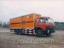 Sanli CGJ5240XQY explosives transport truck
