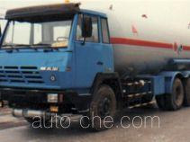 Sanli CGJ5251GYQ liquefied gas tank truck