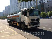 Sanli CGJ5251GZWE4 dangerous goods transport tank truck