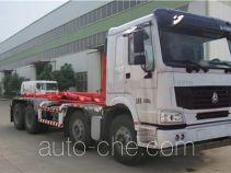 Sanli CGJ5310ZXXE4 detachable body garbage truck