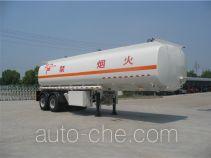 Sanli CGJ9340GJY01C fuel tank trailer