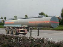 Sanli CGJ9400GHY полуприцеп цистерна для химических жидкостей