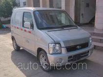 昌河牌CH5015XXYBEVA2CB型纯电动厢式运输车
