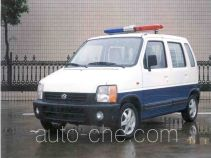 Beidouxing CH5016XQC prisoner transport vehicle