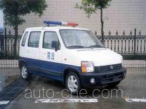 Beidouxing CH5016XQCD prisoner transport vehicle