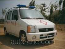 Beidouxing CH5016XXJB blood plasma transport medical car