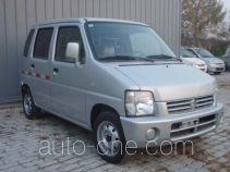 Beidouxing CH5016XXY box van truck