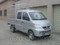 昌河牌CH5021CCYEC21型仓栅式运输车