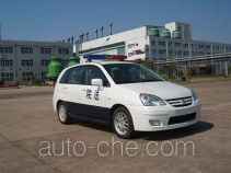 Suzuki Liana CH5021XQCAB prisoner transport vehicle