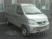 Changhe CH5021XXYCA21 box van truck