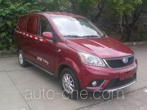 Changhe CH5026XXYCJ21 box van truck