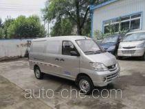Changhe CH5026XXYT1 box van truck