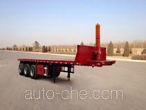 Hengcheng CHC9370ZZXP flatbed dump trailer