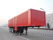 Hengcheng CHC9392XXY box body van trailer