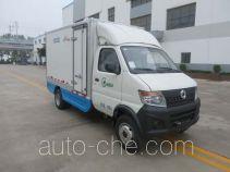 海德牌CHD5030XXYBEV型纯电动厢式运输车