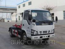 Haide CHD5061ZXXE4 detachable body garbage truck