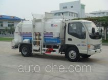 Haide CHD5063ZZZ self-loading garbage truck