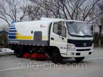 Haide CHD5065TSL street sweeper truck