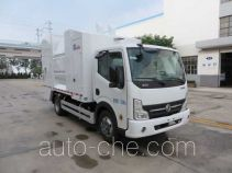 Haide CHD5070TQXE4 trash containers washing truck