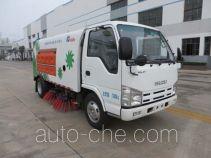 Haide CHD5070TSLD street sweeper truck