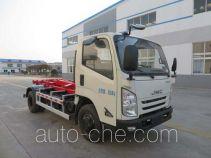 海德牌CHD5071ZXXE5型车厢可卸式垃圾车