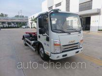 海德牌CHD5072ZXXE5型车厢可卸式垃圾车