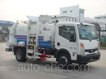 Haide CHD5073ZZZE4 self-loading garbage truck