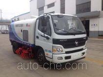 Haide CHD5080TSLE5 street sweeper truck