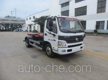 海德牌CHD5080ZXXE5J2型车厢可卸式垃圾车