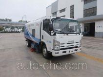 Haide CHD5100TSLGE4 street sweeper truck