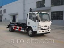 Haide CHD5100ZXXE4 detachable body garbage truck
