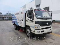 海德牌CHD5120TXSFTE5型洗扫车