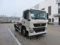 Haide CHD5121ZXXE5 detachable body garbage truck