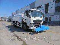 Haide CHD5162GQXE5 street sprinkler truck