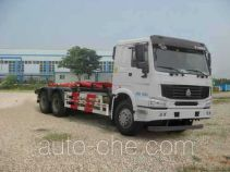 Haide CHD5251ZXXN5 detachable body garbage truck