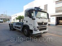 海德牌CHD5252ZXXE5型车厢可卸式垃圾车