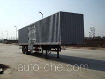 Antong CHG9190XXY box body van trailer