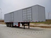 Antong CHG9281XXY box body van trailer