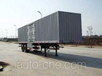 Antong CHG9282XXY box body van trailer