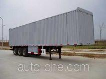 Antong CHG9283XXY box body van trailer