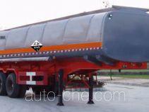 安通牌CHG9320GHY型化工液体运输半挂车
