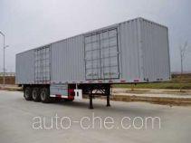 Antong CHG9351XXY box body van trailer