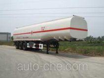 Antong CHG9400GHY chemical liquid tank trailer