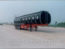 Yuanshuai CHG9400GLY liquid asphalt transport tank trailer