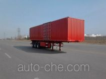 Antong CHG9400XXYE3 box body van trailer