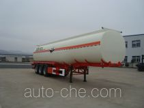 Antong CHG9401GFW corrosive materials transport tank trailer