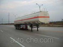 安通牌CHG9401GHY型化工液体运输半挂车