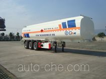 Antong CHG9401GRY flammable liquid tank trailer